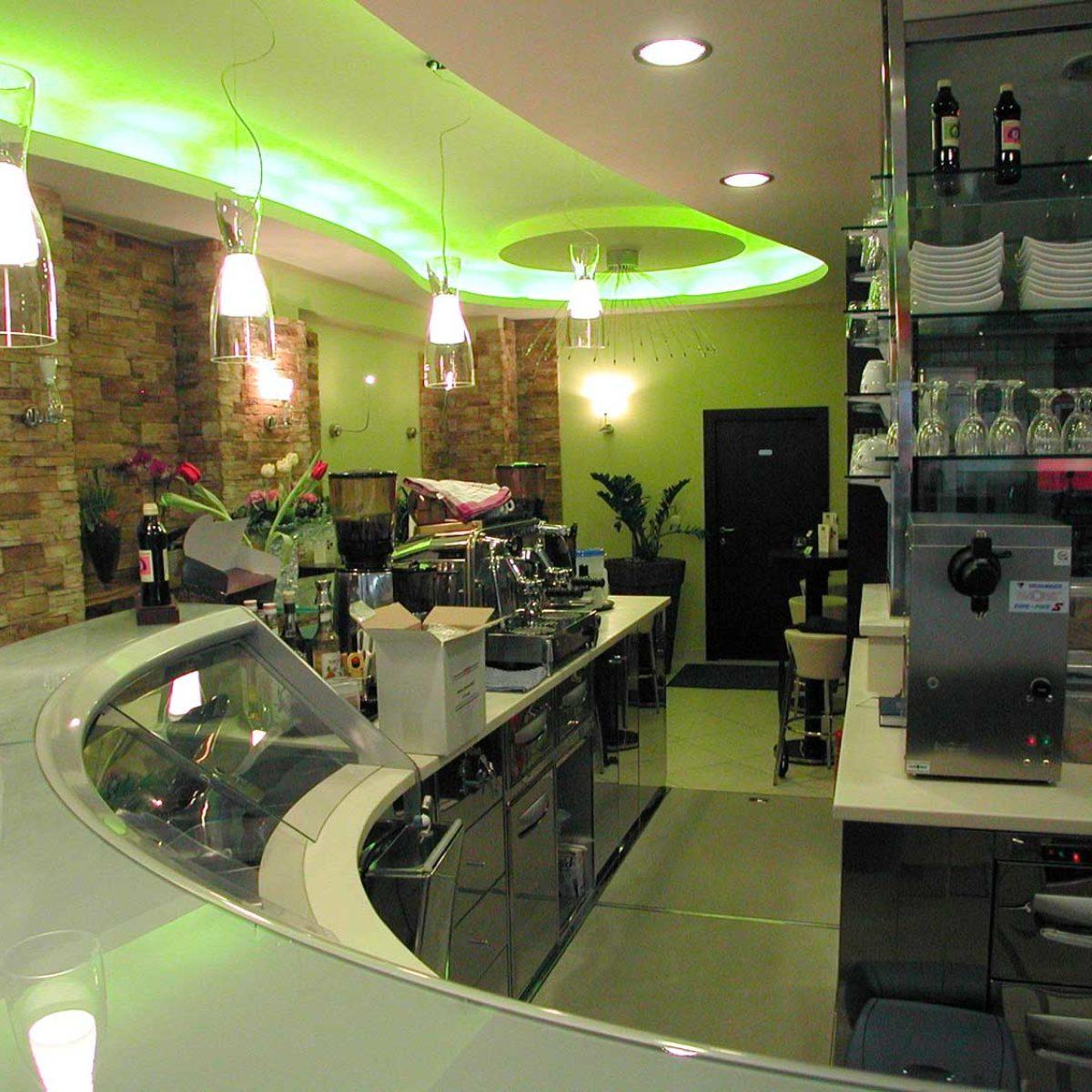 Bar gelateria