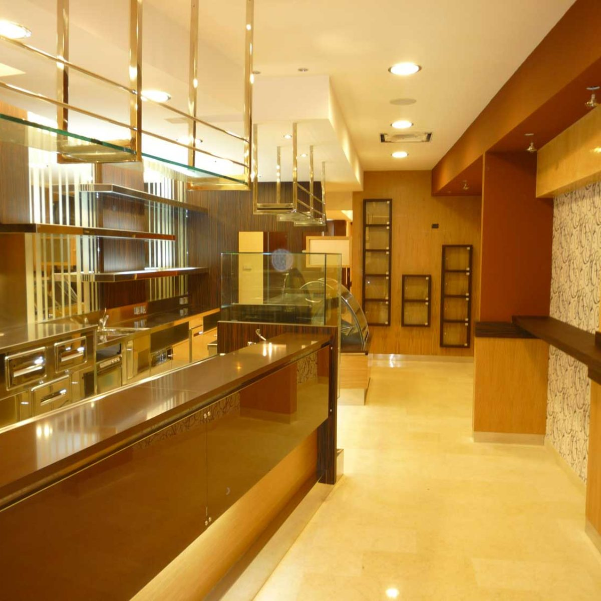 Bar pastry shop-ice cream shop