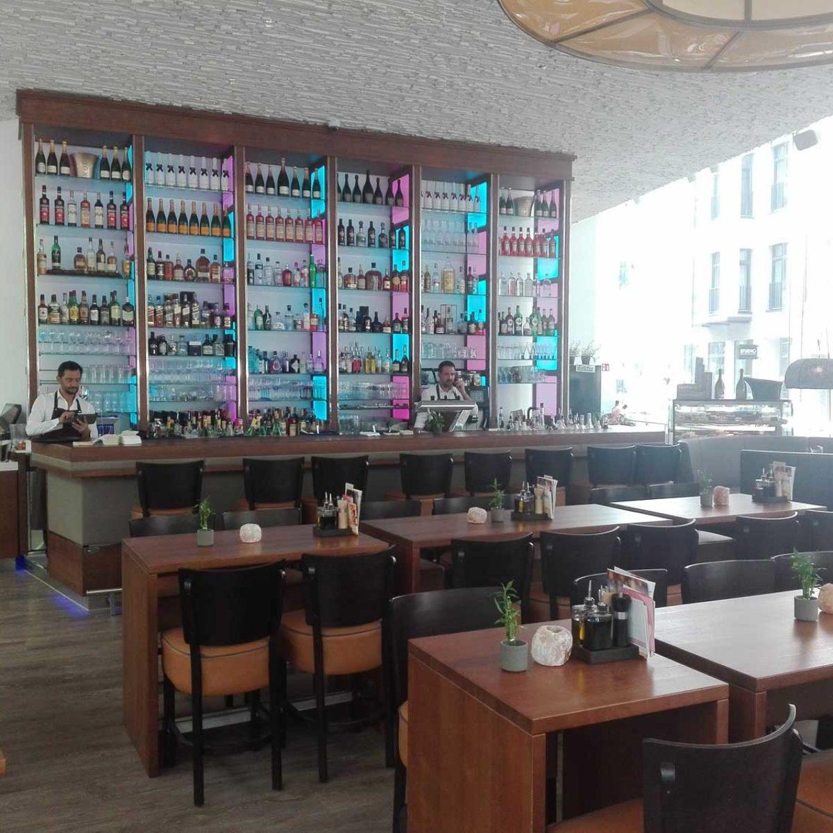 Arredamento personalizzato ristorante