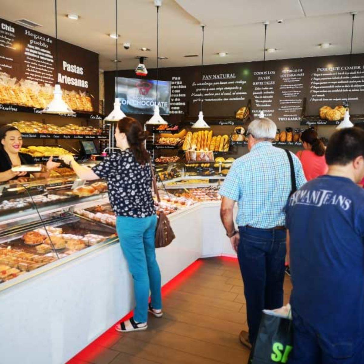 Bakery in Valencia
